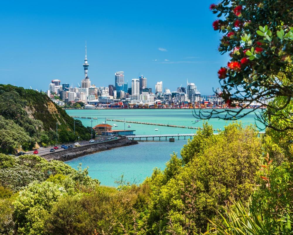 Vliegtickets Amsterdam Auckland AMS AKL