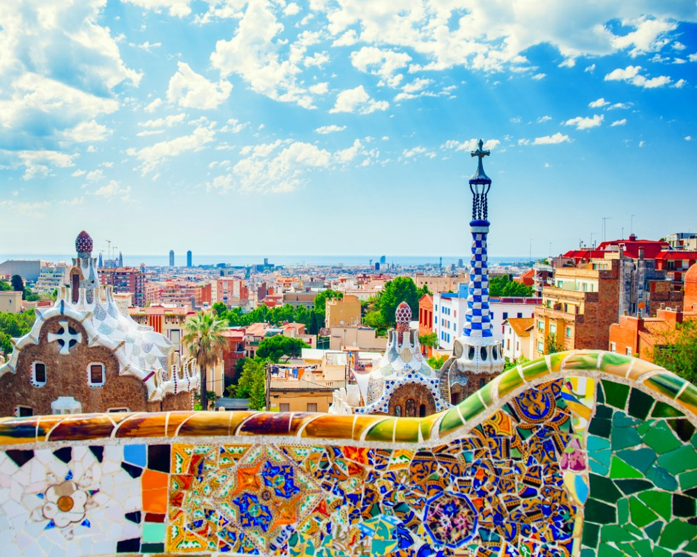 Vliegtickets Barcelona vanuit Charleroi Ryanair