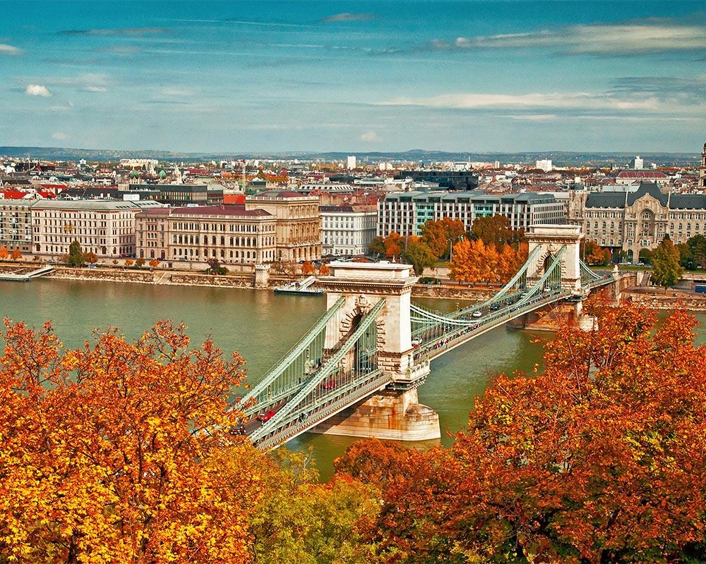 Vliegtickets Boedapest vanuit Charleroi Wizz Air