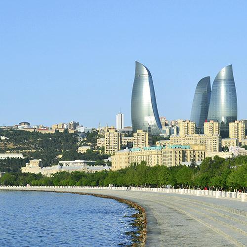 Vliegtickets Brussel Baku Ukraine Intl. Airlines