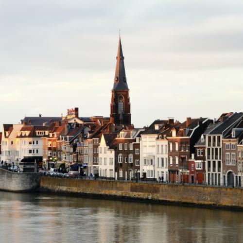 Vliegtickets Brussel Maastricht KLM