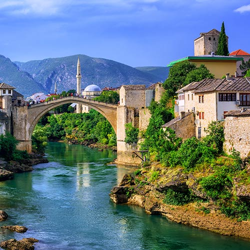 Vliegtickets Brussel Mostar Croatia Airlines