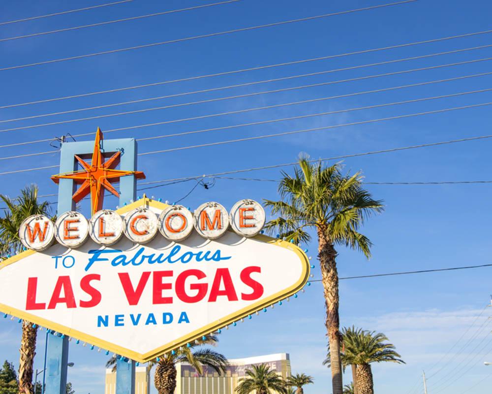 Vliegtickets Brussel Zaventem Las Vegas BRU LAS