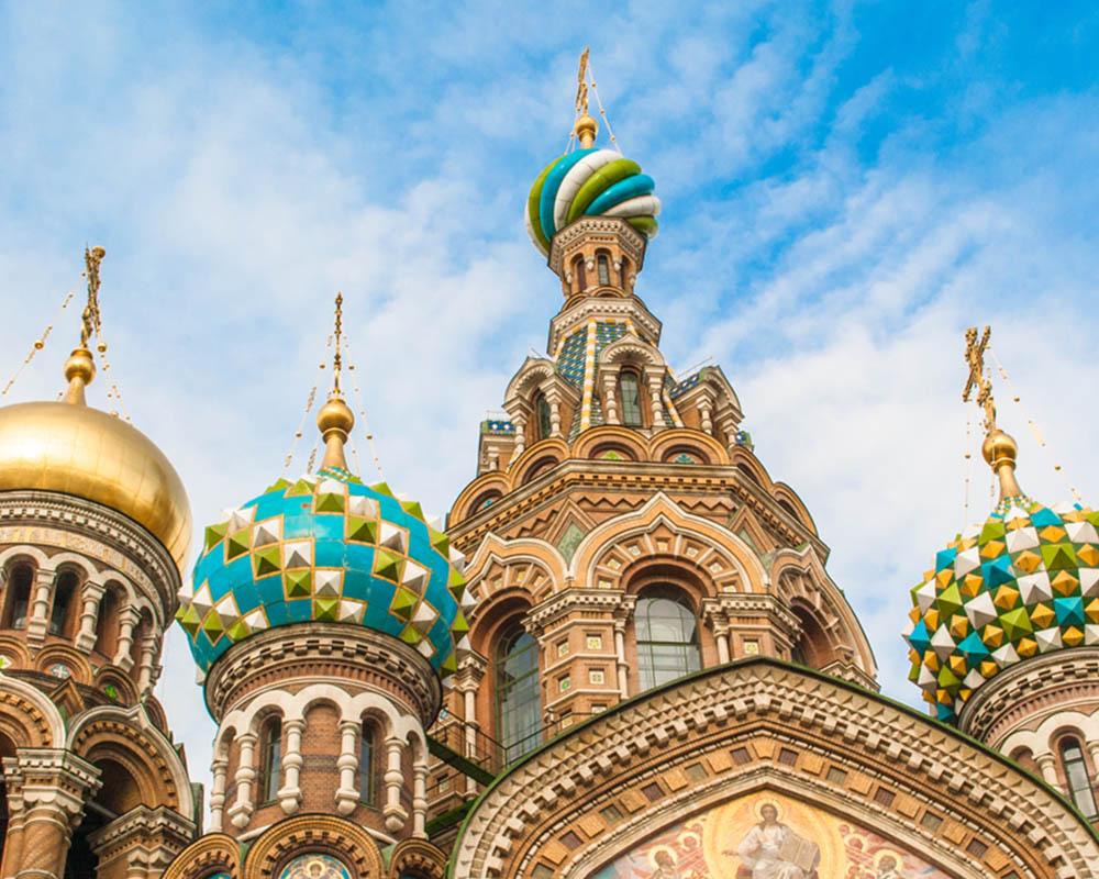 Vliegtickets Brussel Zaventem Sint Petersburg BRU LED